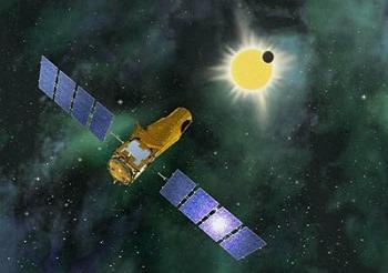 Le satellite Corot à la recherche de mondes comparables au nôtre.