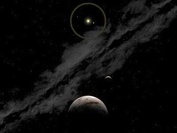 Des planètes inconnues au-delà de la Ceinture de Kuiper ?